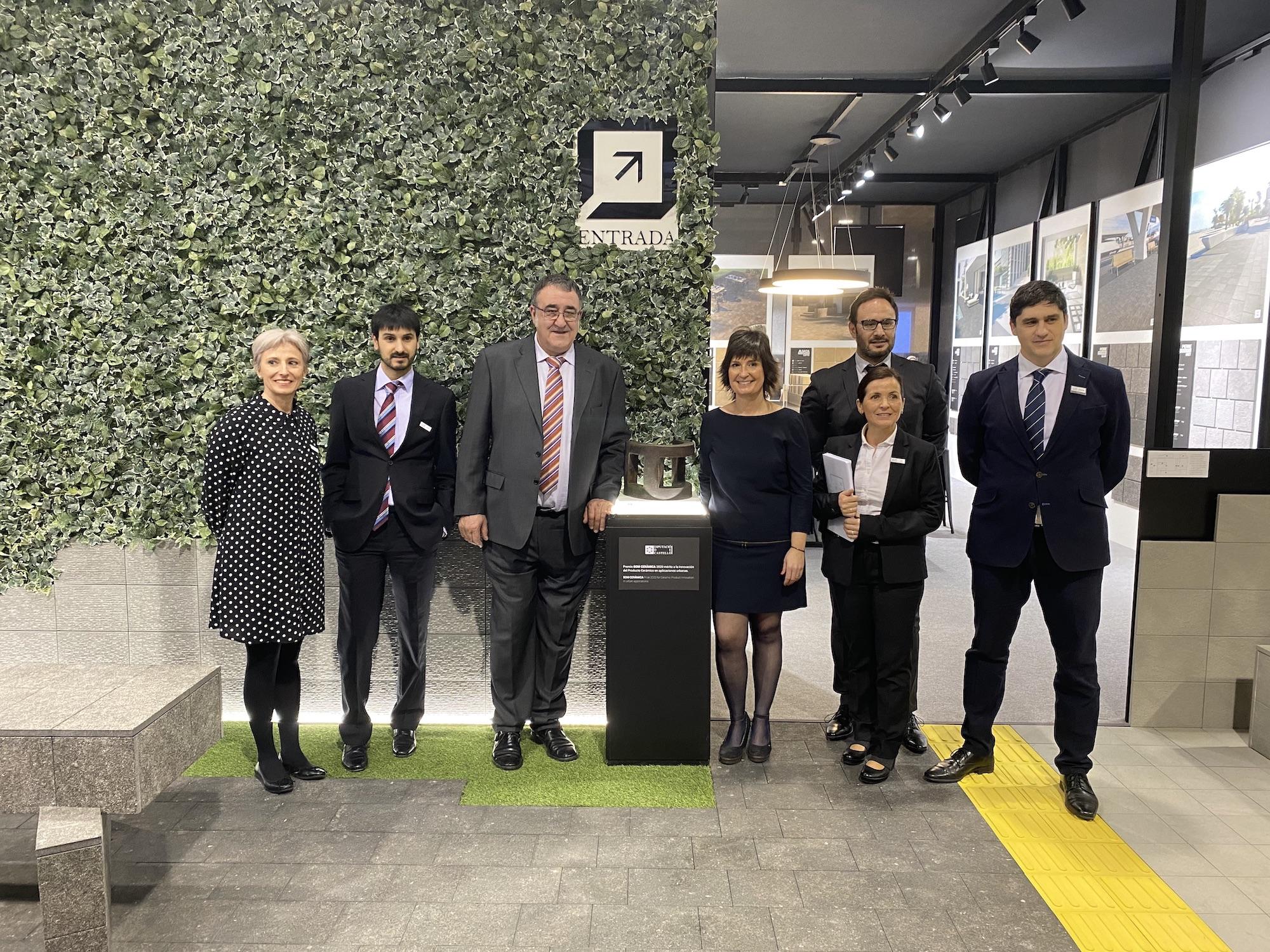 Small Size recibe el Premio Som Ceràmica de la Diputació de Castelló