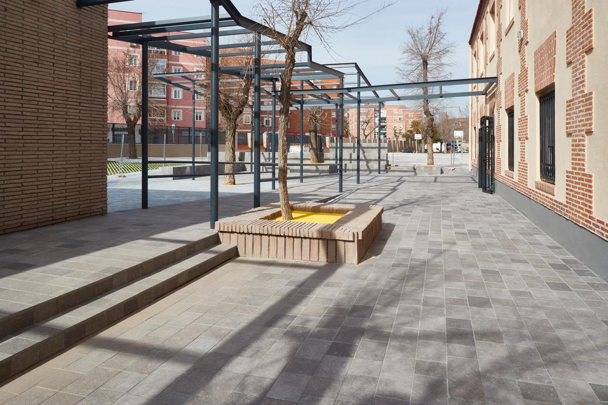 Colegio 'La Inmaculada' Leganés (Madrid)