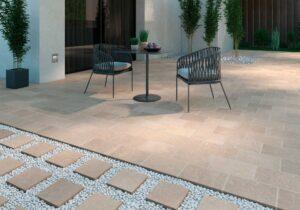 ¿Cómo tener un suelo porcelánico con diseño atemporal? Ventajas de la imitación a piedra natural